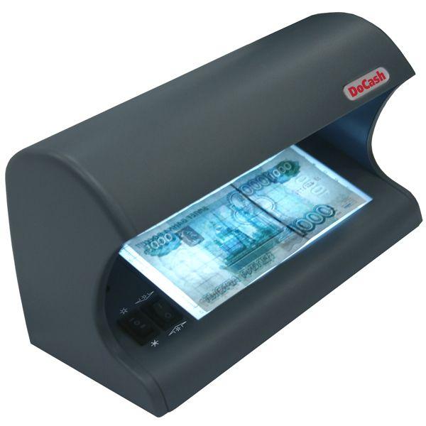Инструкция по проверке денежных купюр на детекторе