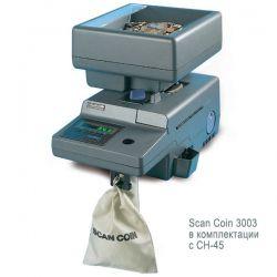 Счетчик монет Scan Coin 3003 (сзагрузочным устройствомСН-45)